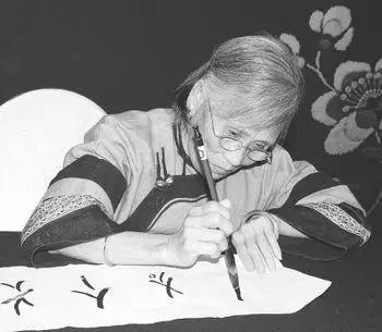 这是中国,也是世界上唯一的女子专用文字!如音符般跳动
