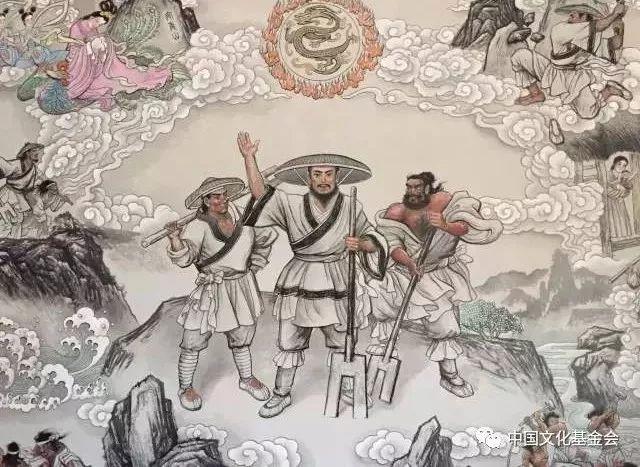 中国王权的诞生