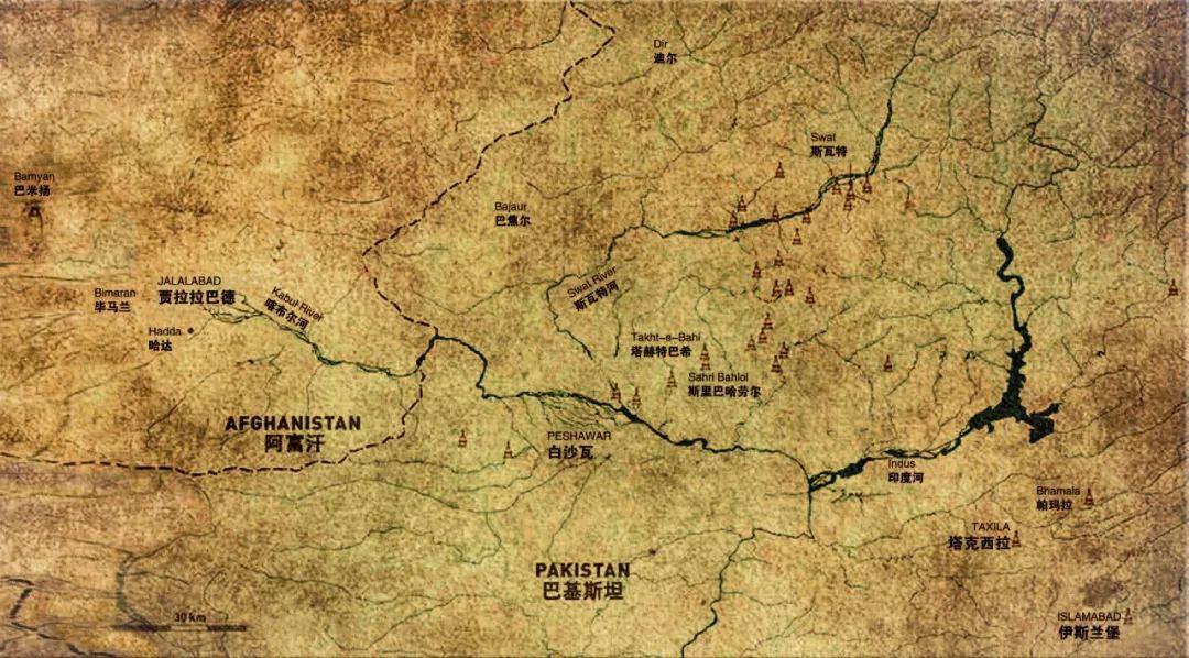 唐僧磨豆腐的地方,竟是世界文明的中心