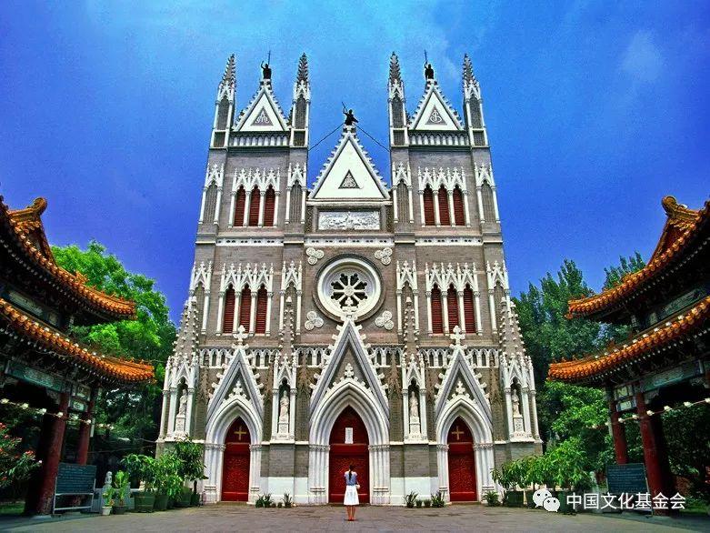 中国教堂的发现之旅